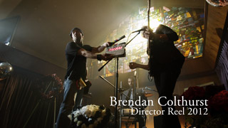 Director Reel 2012 | Brendan Colthurst